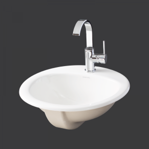"""Cailyn 19"""" Round Drop-in Sink"""