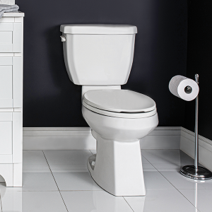 Cadell Two Piece Toilet Round Front Bowl