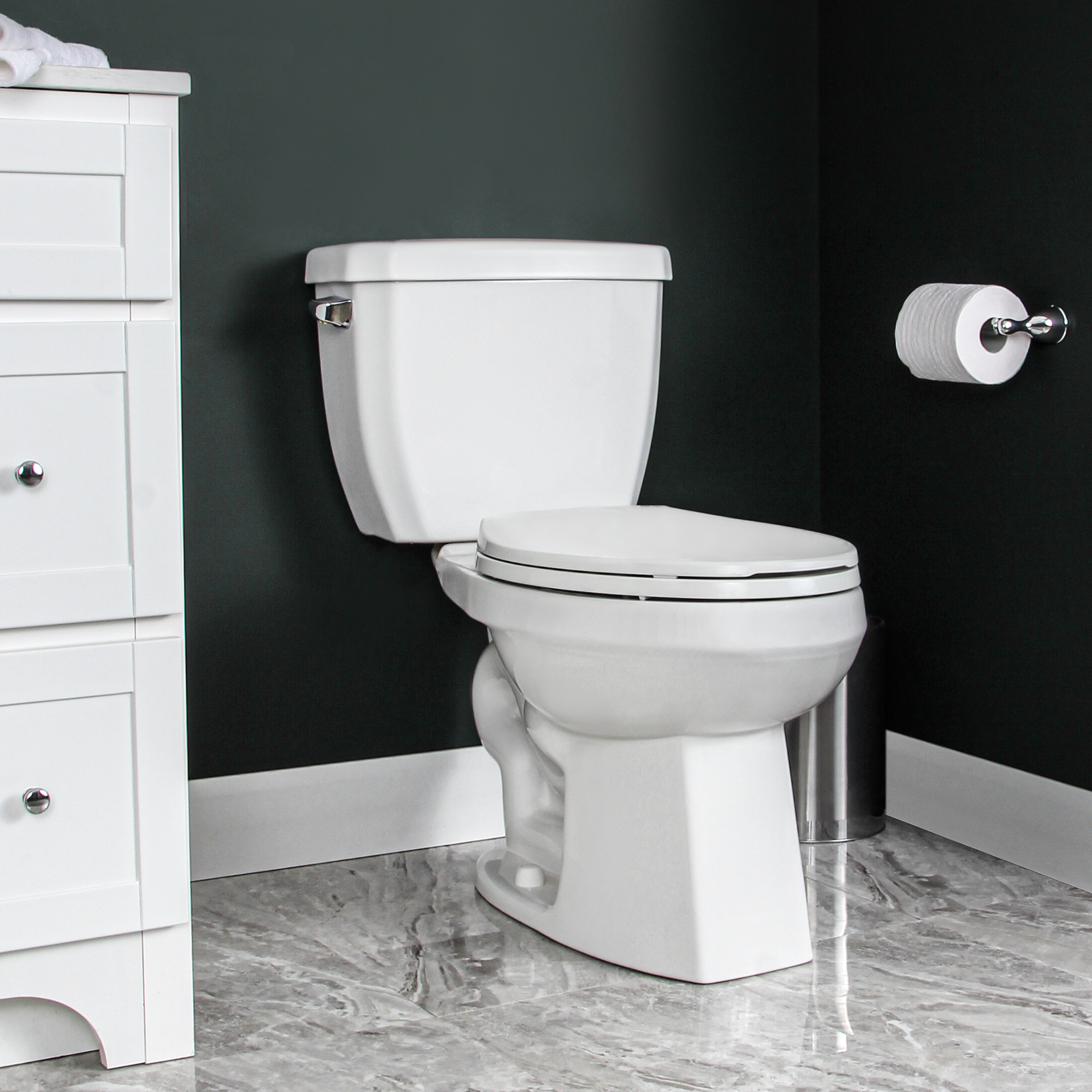 Cody Two Piece Toilet Elongated Bowl