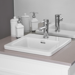 Russo Square Drop-in Sink