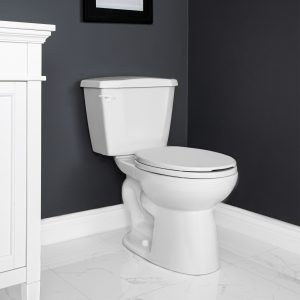 Kross Two Piece Toilet Round Front Bowl